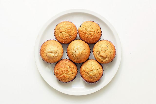 Receta para hacer magdalenas sin gluten